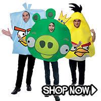 Angry Birds Halloween Costume Group Costumes U0026 Ideas Family Costumes Trendyhalloween