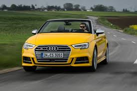 audi convertible 2016 new audi s3 cabriolet 2016 review auto express