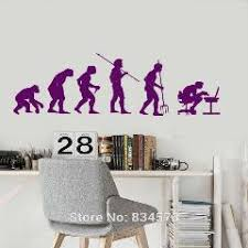 Gaming Home Decor Gamer Gaming Winning A Computer Game Wall Art Stickers Art Home