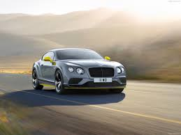 bentley continental gt speed black edition 2017 pictures