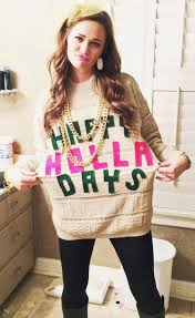 total sorority move crafting your own tacky sweater