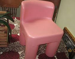 Little Tikes Classic Rocking Chair Pink Pink Chair Etsy