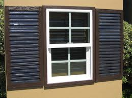 best exterior window shutters ideas