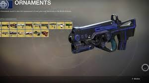 hard light destiny 2 is this a new ornament for the hardlight image destiny2