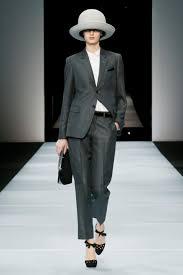 milan fashion week masculine femininity at giorgio armani whitewall