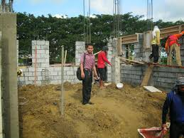 Design Of Houses Savannah Trails House Construction Project In Oton Iloilo