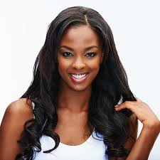 relaxed curly natural texture hair weave extension buy relaxed hair extensions heat straightened african american