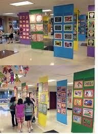 art show ideas elementary art show skyview upper elementary school teacher sites