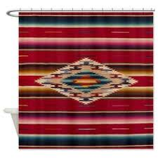 Southwestern Style Curtains Southwestern Style Shower Curtain For Interests Pinterest