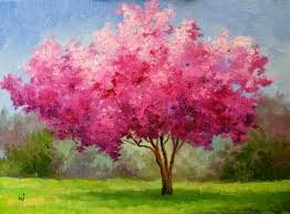 nel s everyday painting cherry blossom tree sold