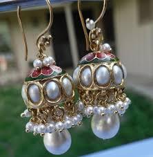 most beautiful earrings 787 best earrings images on jewelry indian jewellery