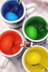 rust u0026 sunshine dyeing easter eggs