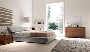 ash grey elegant italian bedroom set with padded bed rhode island