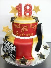 Movie Themed Cake Decorations Movie Theme 2 Patti Kake Wilcon Design