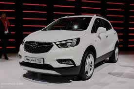 opel mokka price 2016 opel mokka x priced in germany from u20ac18 990 autoevolution