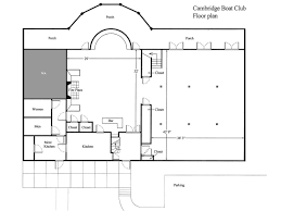 Bar Floor Plans by Floor Plan Of The Cambridge Boat Club Cambridge Boat Club