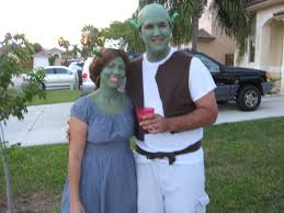 Couples Halloween Costumes Ideas The Exhausted Mom Couples Halloween Costume Ideas