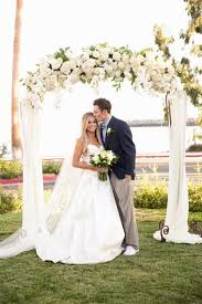 wedding ceremony arch unique wedding arch inspiration floral canopy