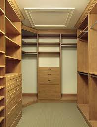 Pictures Of Small Walkin Closets Customized Walk In Closet - Bedroom cabinets design ideas