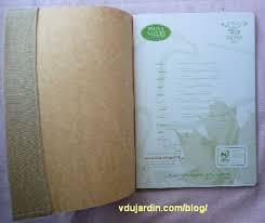 cahier cuisine un cahier pour les recettes de cuisine le de véronique d