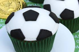 football cakes football cupcakes goodtoknow