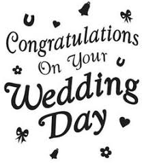 congratulations on your wedding congrats on your wedding day more than words congratulations