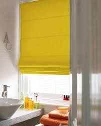 Roman Blinds Pics Yellow Roman Blinds Blinds Uk