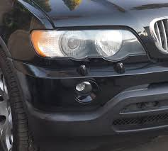 bmw e53 x5 xenon headlight removal diy youtube