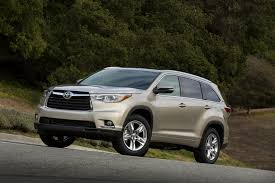 nissan pathfinder mpg 2014 2014 toyota highlander gas mileage the car connection