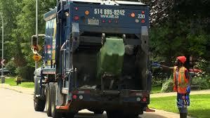 garbage collection kitchener pointe residents raise stink garbage plan ctv