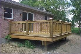 outdoor ideas deck handrail plans deck hand railing designs wood