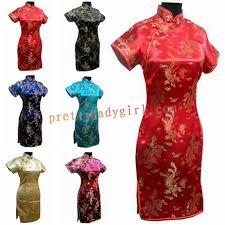 chinese dress cheongsam wholesale silk clothes chinese jacket plus