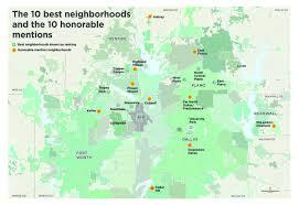 Dallas Metroplex Map by Dfw Best Neighborhoods Per Dmn Cedar Hill Tx Official Website