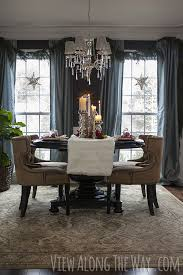 terrific decorate my dining room christmas centerpiece and tablescape ideas