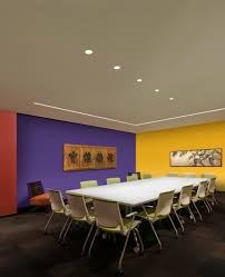 Pure Lighting Led And Recessed Lighting Idea For Modern Conference Rooms