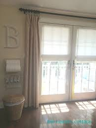 Pictures Of Window Blinds And Curtains Best 25 French Door Curtains Ideas On Pinterest Curtain For