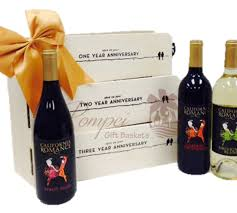 wine gift sets classic wine gift set by pompei baskets
