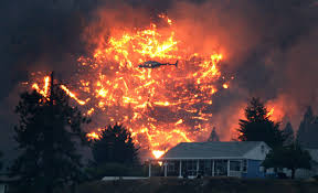 Wildfire Fighting Canada by Canadian Disasters Toronto Star