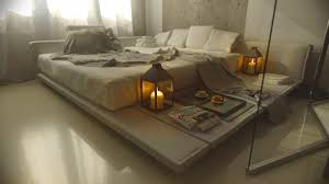 King Size Platform Bed With Headboard Bedroom Kingsize Platform Bed With Wingbay Headboard Also Massive