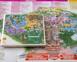 parks map show your diy disney side disney parks guide map coasters