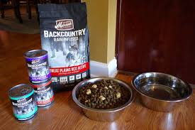 merrick backcountry transitioning to a better dog food