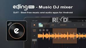 edjing pro dj mixer 1 5 0 apk for android