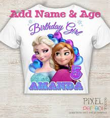 14 best personalized t shirts images on pinterest disney frozen