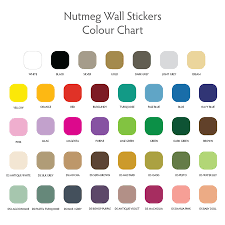 Heart Wall Stickers For Bedrooms Personalised Heart Wall Sticker By Nutmeg Notonthehighstreet Com