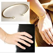 cross cuff bangle bracelet images Charmed cuff 2 simple cross bracelet jpg