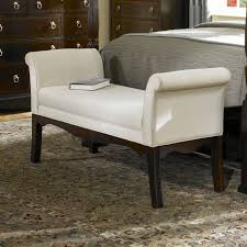 fabulous bedroom bench with arms furniture end of bed benches