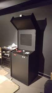 raspberry pi mame cabinet my raspberry pi arcade cabinet one month of work later it runs over