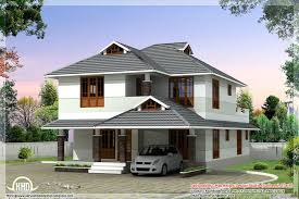 House Design Hd Image 1760 Sq Feet Beautiful 4 Bedroom House Plan Curtains Designs