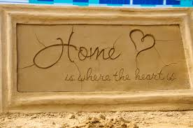 Home Is Where The Heart Is Home Is Where The Heart Is Sand Sculpture Black On Tour