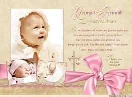 thank you verse wording ideas for baptism cards